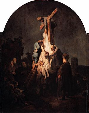 Rembrandt - Deposition from the Cross - WGA19112