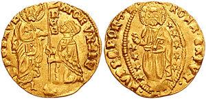 Italy, Papal States. Roman Senate. 13th-14th c...