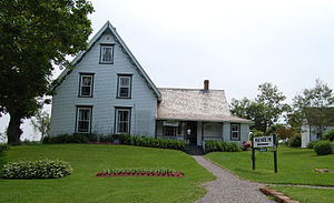 English: Anne of Green Gables Museum