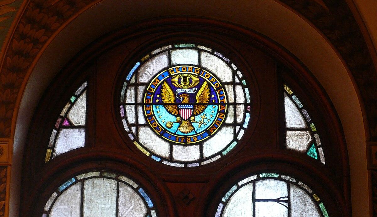 History of Georgetown University  Wikipedia