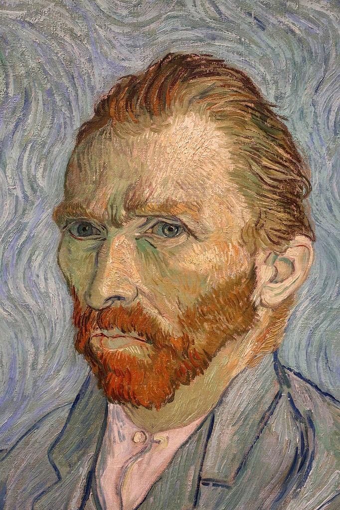 FileVincent Van Gogh autoritratto 1889 04JPG