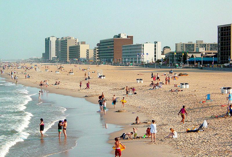 Beaches Near Williamsburg Va