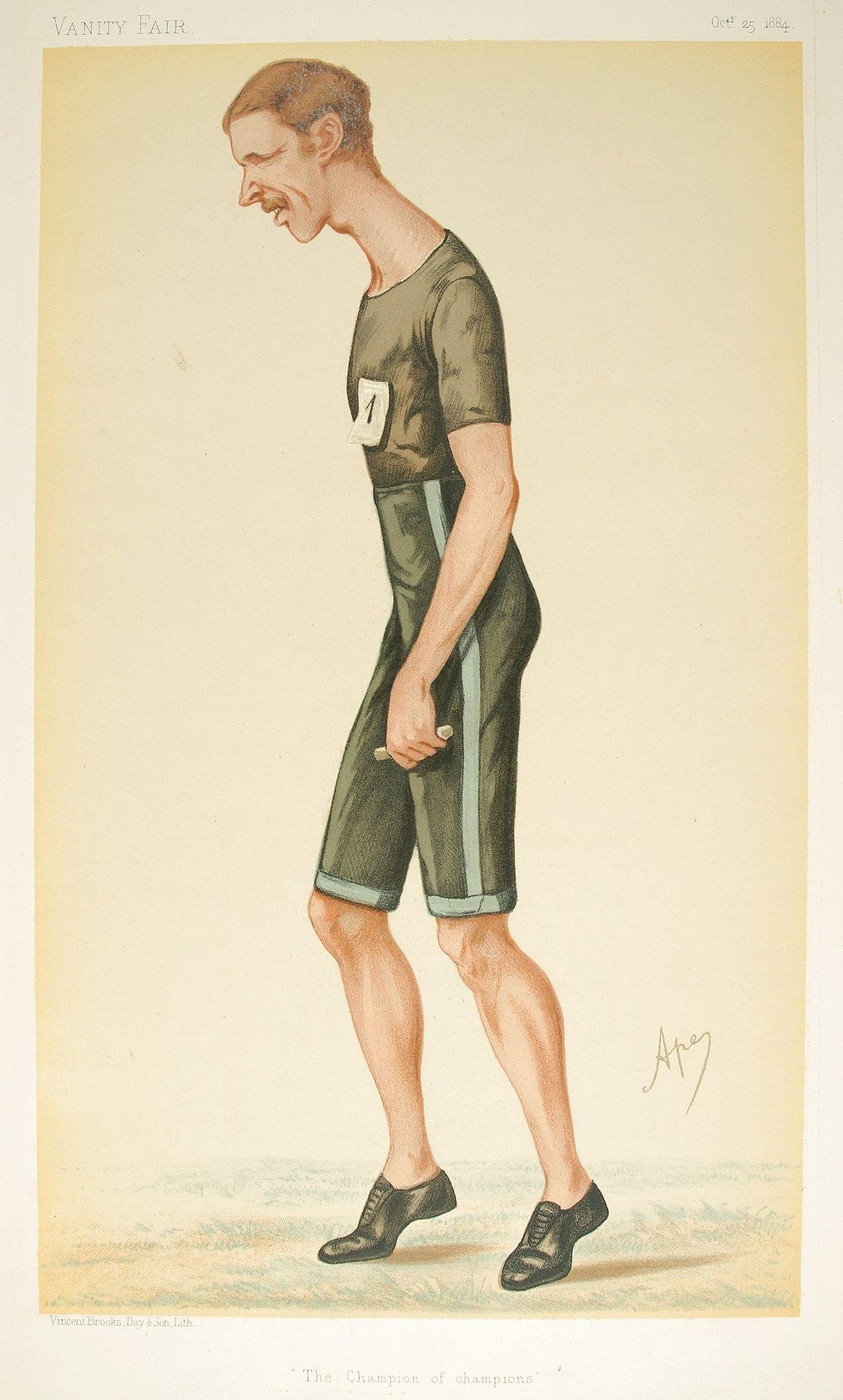 Walter George athlete  Wikipedia