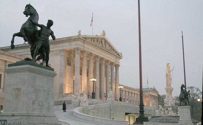 Wien Parlament Nov2006-A