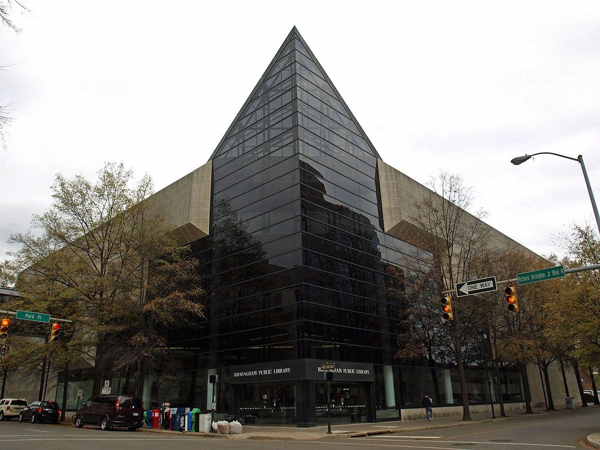 Birmingham Public Library  Wikipedia
