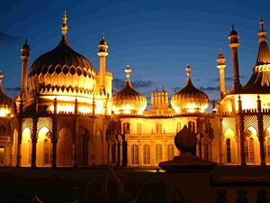 Brighton Pavilion, Brighton, UK