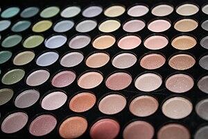 Colours - make up