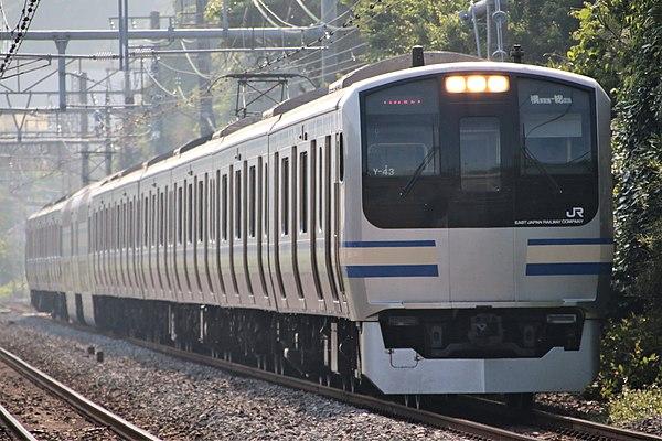 壯大 通勤 快速 東海道 線
