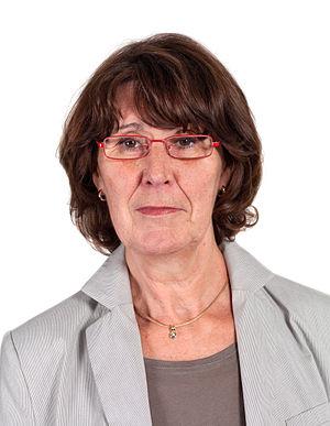 Karin Timmermann, member of the Social Democra...