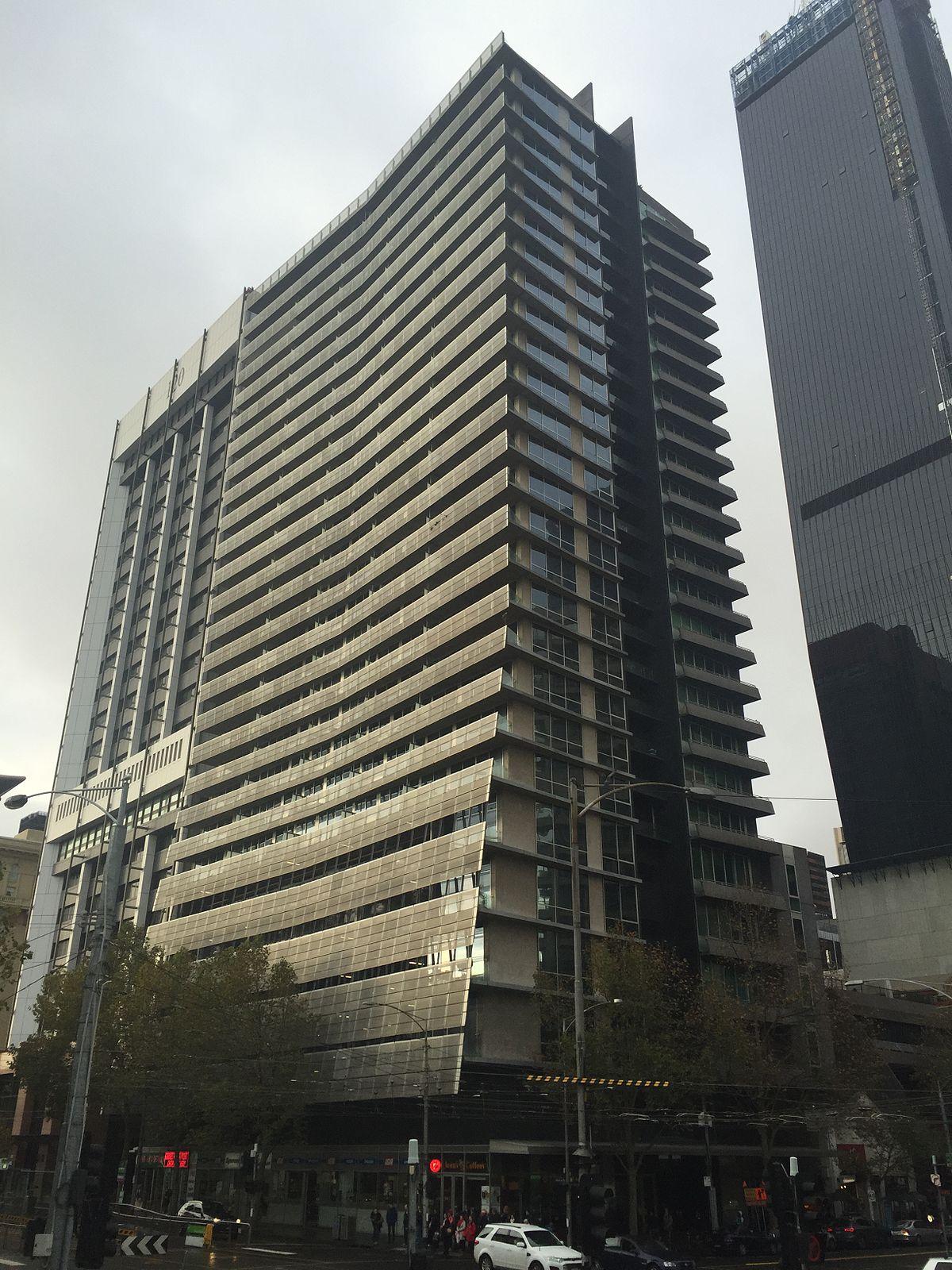Liberty Tower Melbourne  Wikipedia