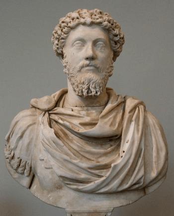 Marcus Aurelius, emperor over the last generat...