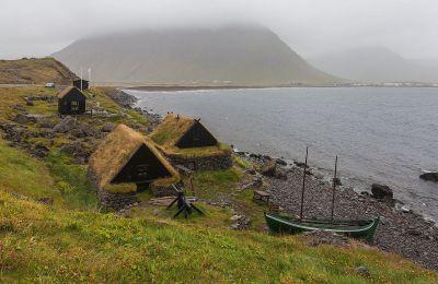 File:Museo marítimo Ósvör, Bolungarvík, Vestfirðir ...