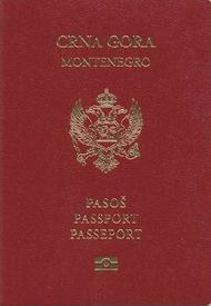 Montenegrin passport  Wikipedia