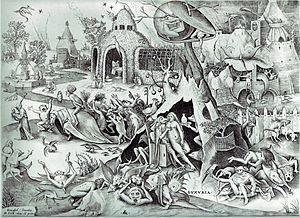Pieter van der Heyden (after Pieter Bruegel (I...