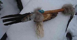Indian Talking stick