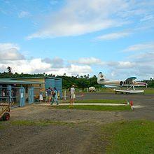 Savusavu Airport  Wikipedia