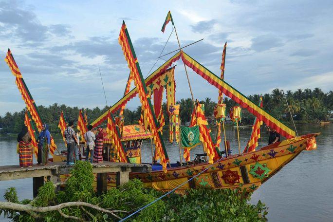 Shariff Kabunsuan Festival 2016 Guinakit Fluvial Parade 4