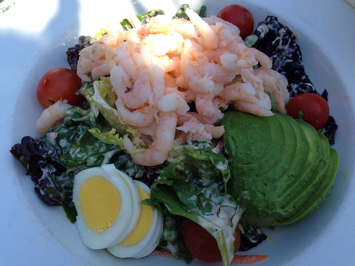 San Francisco Seafood Dish