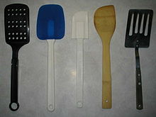 kitchen equipment used decoration ideas cookbook:spatula - wikibooks, open books for an world