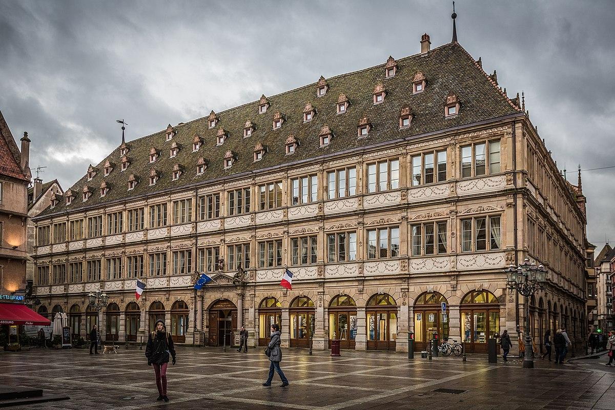 Neubau Strasbourg  Wikipedia