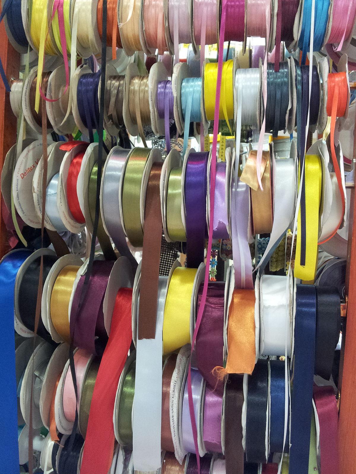 Cinta textil  Wikipedia la enciclopedia libre