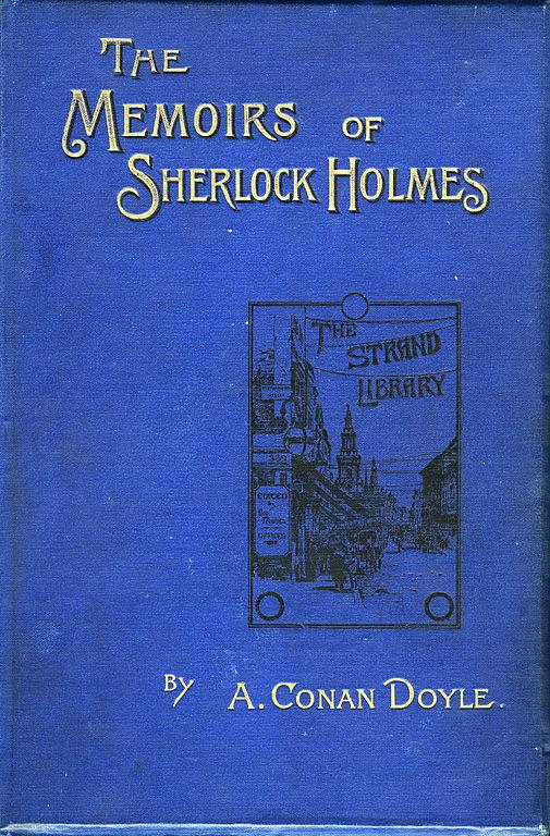 FileThe Memoirs Of Sherlock Holmes Arthur Conan Doyle