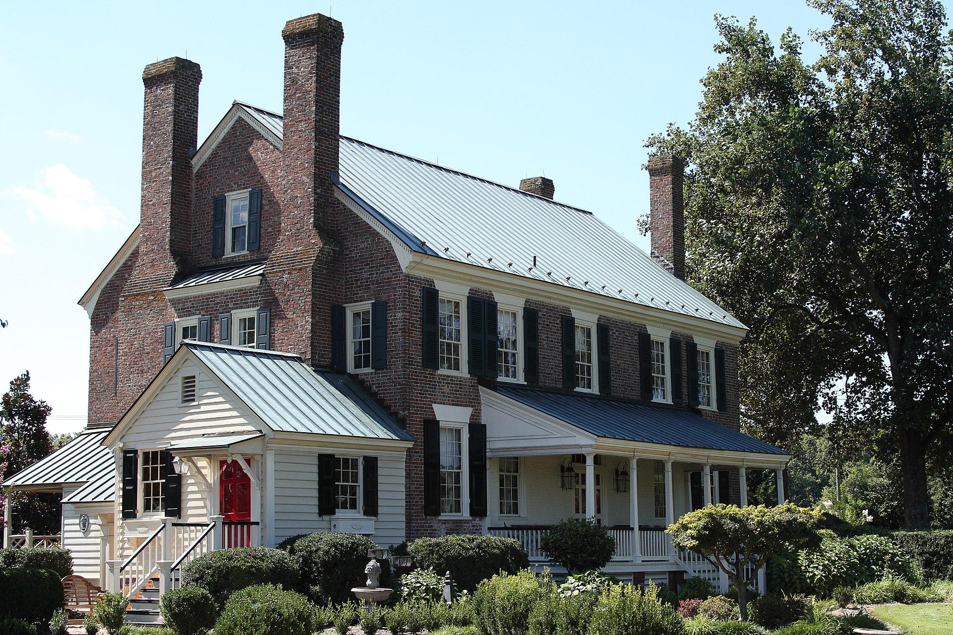 Woodlawn Oilville Virginia  Wikipedia
