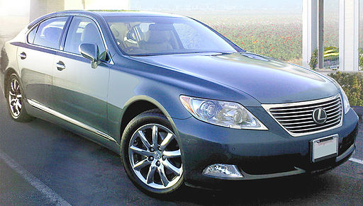 2008 Lexus LS 460 L