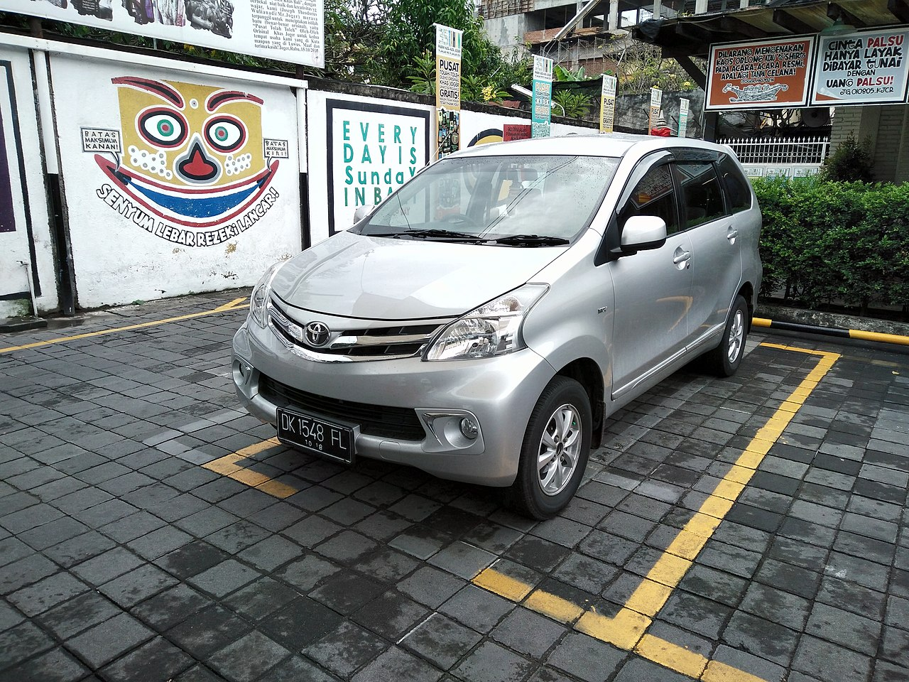 dimensi grand new avanza vs veloz file 2013 toyota 1 3 g kuta jpg wikipedia
