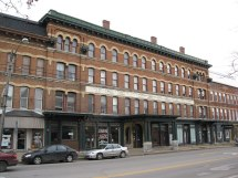 Bateman Hotel Lowville York - Wikipedia