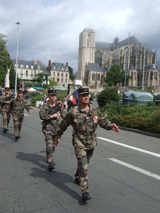 2e Régiment d'Infanterie de Marine | Sengager.fr