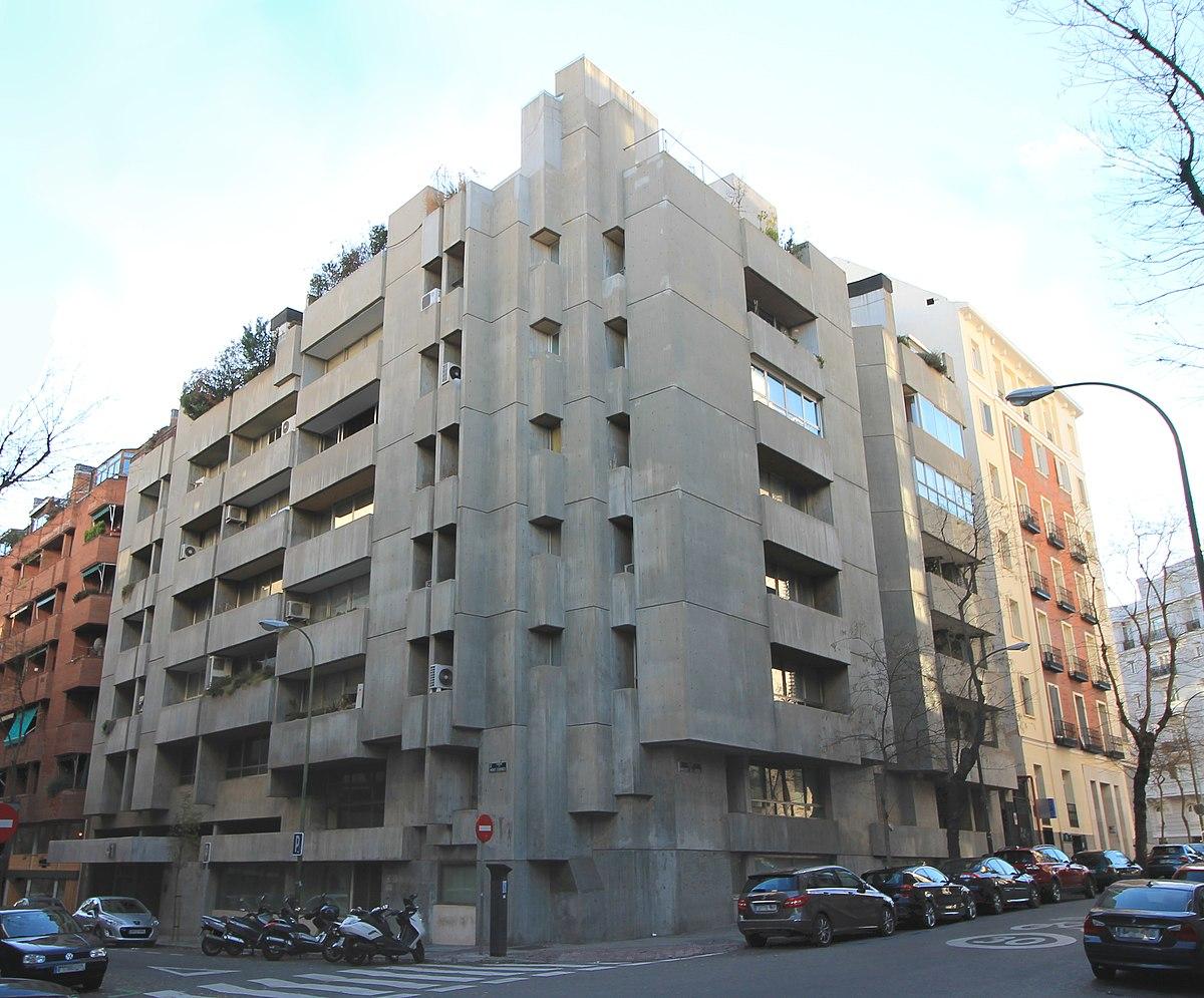 Viviendas de la calle Monte Esquinza 41  Wikipedia la