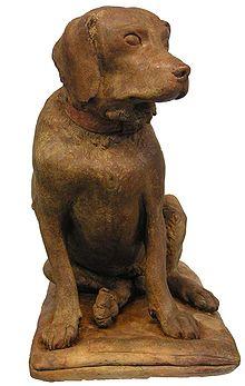 Statua del cane Tago  Wikipedia