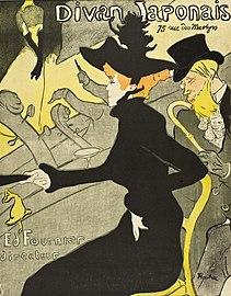 art nouveau posters and graphic arts