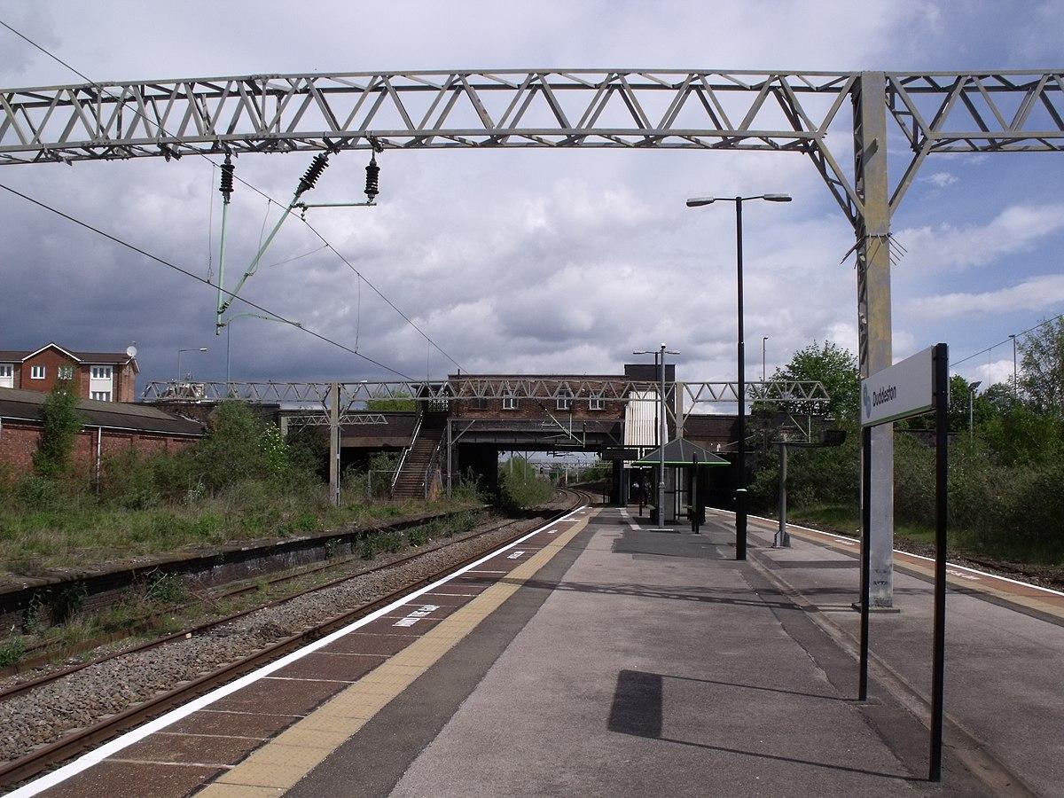 Duddeston railway station  Wikipedia