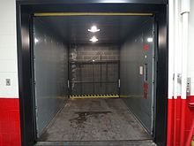 wheelchair elevator folding chairs with arms - wikipedia
