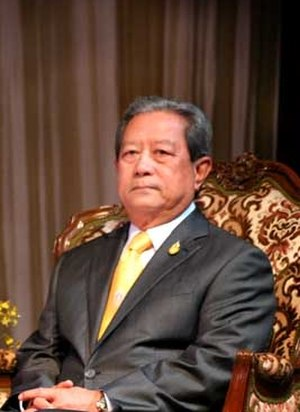 Prime Minister of Thailand General Surayud Chu...