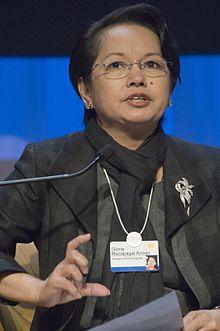 Gloria Macapagal-Arroyo, Davos.jpg