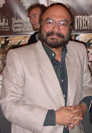 English: Govind Nihalani, noted Indian film di...