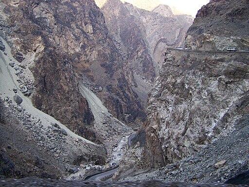 Jalalabad Road 2