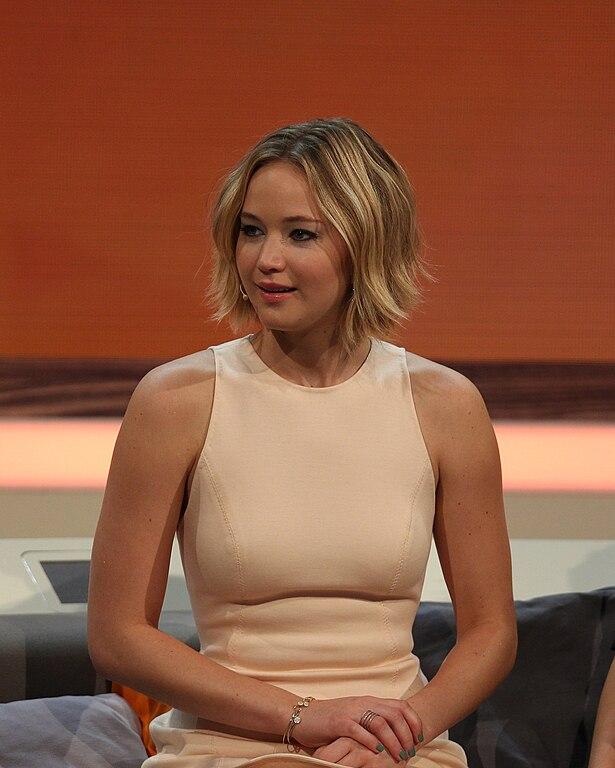 Jennifer Lawrenc...Actress Jennifer Lawrence Wikipedia