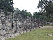 Templo de las 1000 Columnas