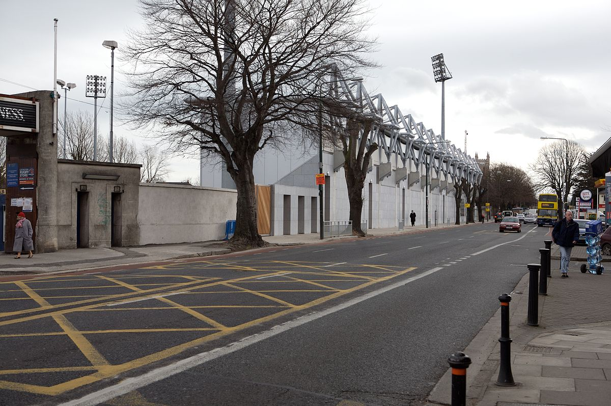 Donnybrook Stadium Wikipedia