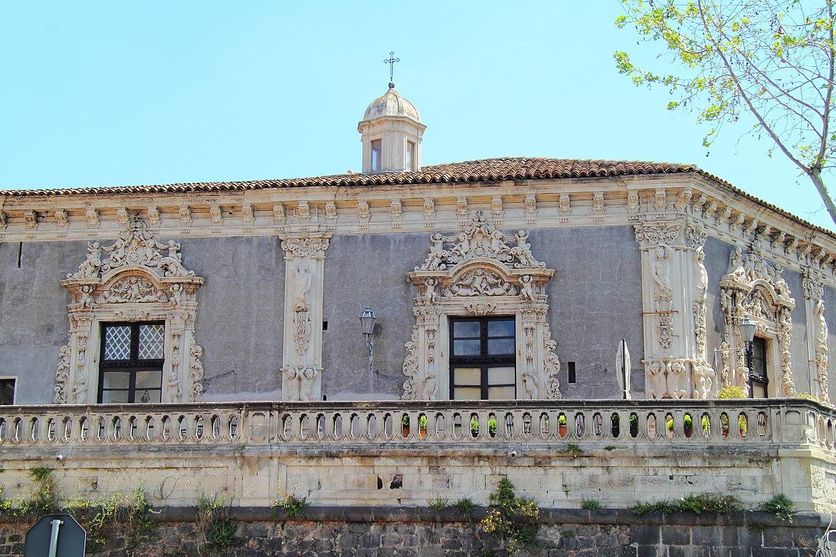 Palazzo Biscari  Wikipedia