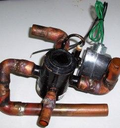 heat pump reversing valve wiring diagram [ 1200 x 1180 Pixel ]