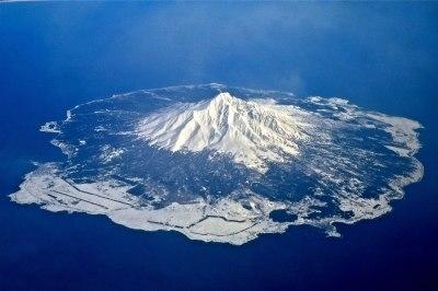 Rishiri Island - Wikipedia