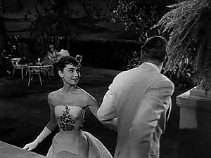 English: Screenshot of Audrey Hepburn and Will...