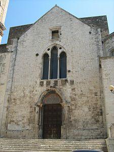 Chiesa di San Francesco dAssisi Bitonto  Wikipedia