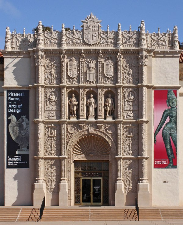 San Diego Museum Of Art - Wikipedia