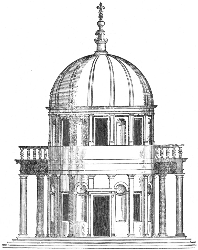 File:San Pietro in Montorio, from Serlio (Character of